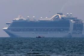(تصاویر) توقف کشتی تفریحی رابی پرنسس در سواحل فلیپین