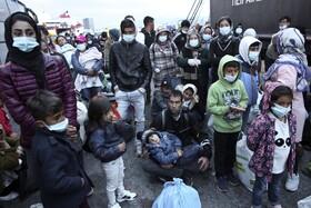 (تصاویر) مهاجران در اردوگاهی در آتن یونان