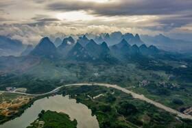(تصاویر) منطقه قبلیه ای مائونان در چین