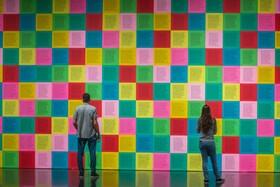 (تصاویر) بازگشایی موزه ها در بارسلونای اسپانیا