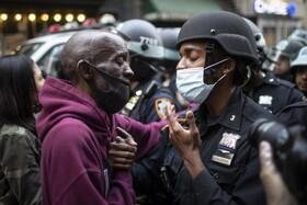 (تصاویر) تظاهرات ضد نژاد پرستی در آمریکا