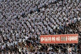 (تصاویر) تظاهرات دانش آموزان در کره جنوبی