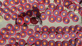 (تصاویر) تولید صنایع دستی در لینینگ در چین