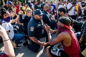 (تصاویر) ادامه تظاهرات ضد نژاد پرستی در آمریکا