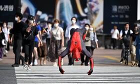 (تصاویر) کاهش مقررات قرنطینه در ژاپن