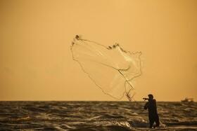 (تصاویر) ماهیگیری در هاتای ترکیه