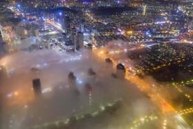 (تصاویر) نمایی از شهر کوانگدائو در چین