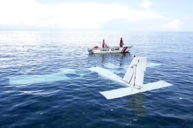(تصاویر) سقوط یک هواپیمای دو موتوره در فلیپین