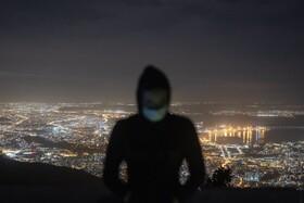 (تصاویر) ریودوژانیرو برزیل در شب