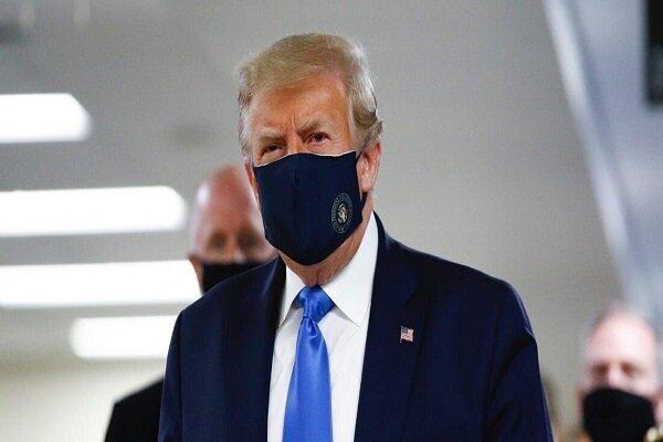 ماسک ترامپ