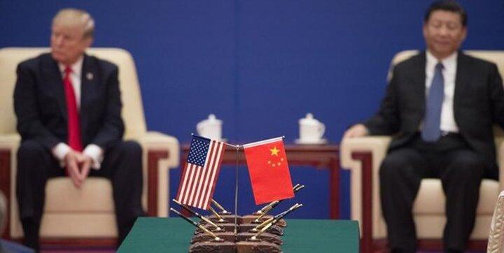 امریکا چین
