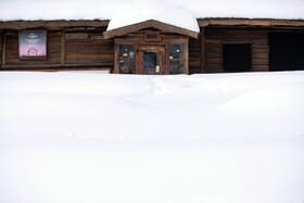 (تصاویر)بارش برف سنگین در شیلی