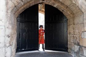 (تصاویر)بازگشایی برج لندن پس از کاهش محدودیت های قرنطینه