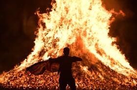 (تصاویر)جشنواره ای در ایرلند
