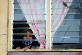(تصاویر) قرنطینه در فلیپین