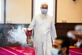 (تصاویر) نخستین نماز جمعه در کویت