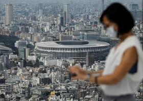 (تصاویر) نمایی از شهر توکیو و استادیومی که قرار است بازی های المپیک 2020 در آن برگذار شود
