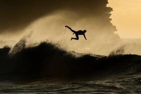 (تصاویر) موج سواری در سیدنی استرالیا