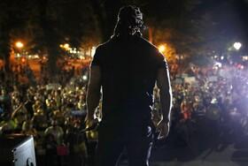 تظاهرات علیه خشونت پلیس و نابرابری اجتماعی علیه سیاهان در پرتلند آمریکا