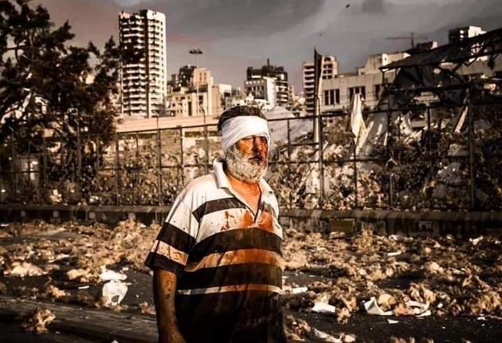 لبنان انفجار