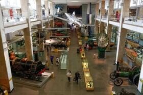 بازگشایی موزه علم در لندن انگلیس