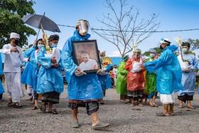 مراسم تشییع جنازه در اندونزی