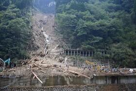 رانش زمین در ژاپن