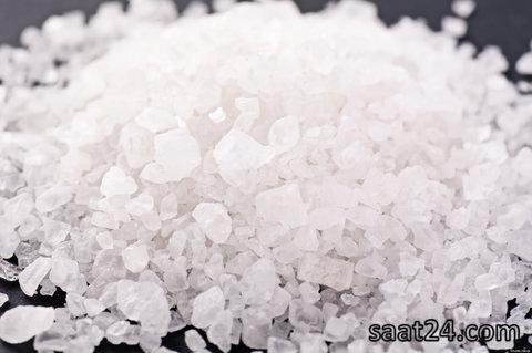 خواص نمک