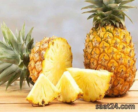 آناناس و دیابت