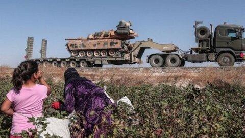 دلیل قدرتنمایی ترکیه در خارج از مرزهایش چیست؟