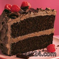 طرز تهیه کیک مایونز شکلاتی