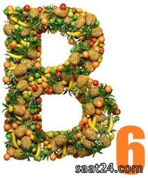 خواص ویتامین ب6