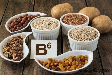 منابع خوب ویتامین B6