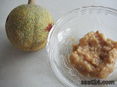 مضرات سیب چوبی