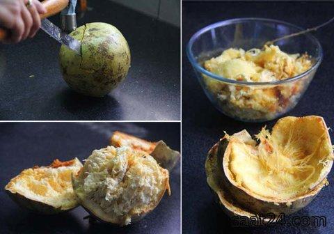 خواص سیب چوبی برای یبوست